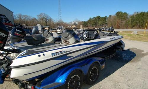 Image of Triton 21 TRX DC for sale in United States of America for $50,000 (£40,507) Millbrook, Alabama, United States of America