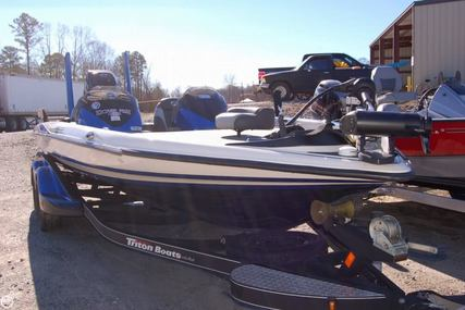 Triton 21 TRX DC for sale in United States of America for $50,000 (£40,145)