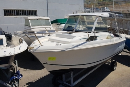 Jeanneau Merry Fisher 580 for sale in France for €14,500 (£12,408)