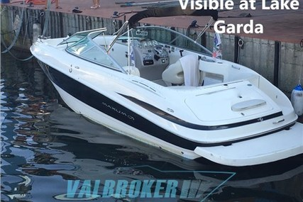 Maxum 2400 MS SC R Cruiser for sale in Italy for €29,000 (£25,409)