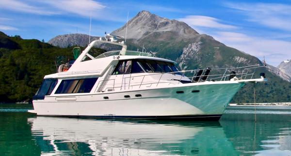 bayliner 4788 pilothouse for sale in united states of america for