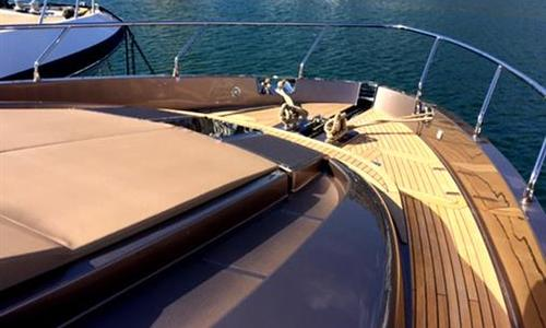 Image of Riva 86' DOMINO for sale in France for €3,900,000 (£3,441,247) Cote d'Azur, , France