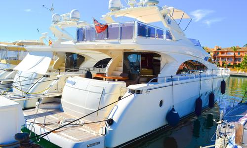 Image of Dominator 68 S for sale in Spain for €675,000 (£582,866) Spain