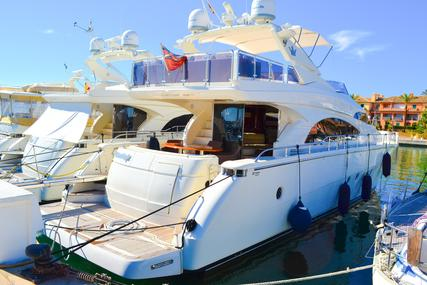Dominator 68 S for sale in Spain for €675,000 (£582,866)