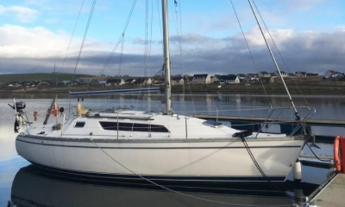 Image of Jeanneau Sun Light 30 for sale in United Kingdom for £15,500 STROMNESS, United Kingdom
