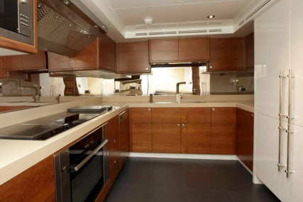 Majesty 105 for sale in Italy for €3,690,000 (£3,259,660)