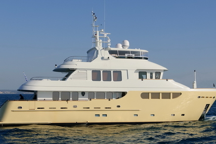 Bandido 90 for sale in France for €3,750,000 (£3,312,662)