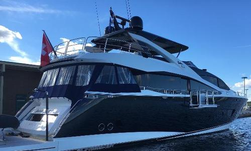 Image of Sunseeker 86 Yacht for sale in United Kingdom for £3,495,000 Poole, United Kingdom