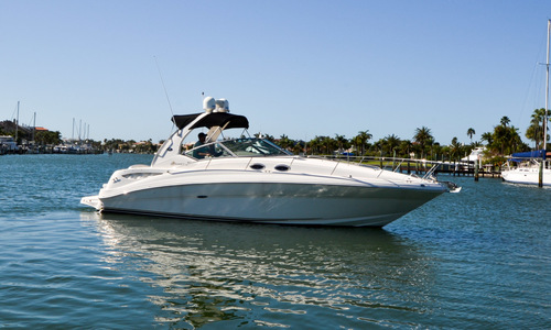 Image of Sea Ray 320 Sundancer for sale in United States of America for $84,900 (£68,624) Palmetto, Florida, United States of America