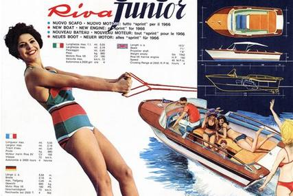 Riva Junior for sale in Italy for €45,000 (£39,725)