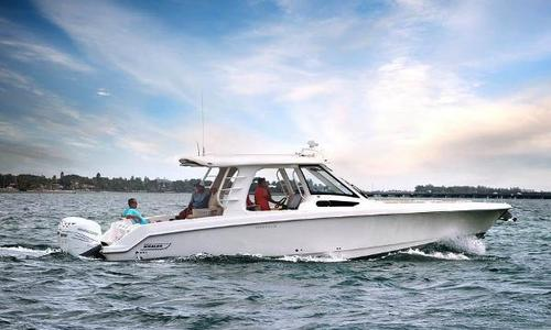Image of Boston Whaler 350 Realm for sale in Spain for €595,000 (£514,599) Andratx, Andratx, Spain