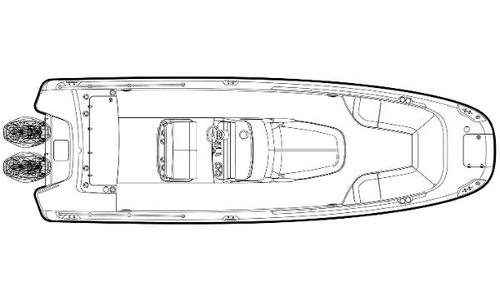 Image of Boston Whaler 270 Dauntless for sale in Spain for $239,000 (£185,370) Andratx, Andratx, Spain