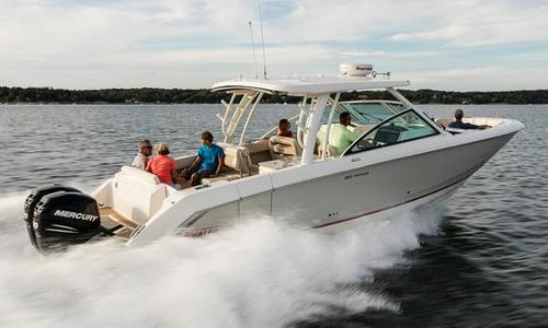 Image of Boston Whaler 320 Vantage for sale in Spain for $439,000 (£340,492) Andratx, Andratx, Spain