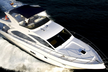 Majesty 56 for sale in Spain for €379,500 (£334,500)