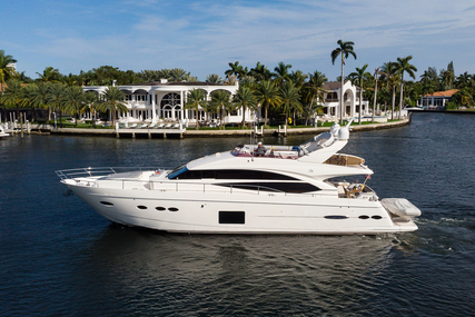 Princess 72 Flybridge for sale in United States of America for $2,599,000 (£2,002,049)
