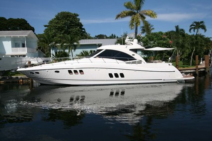 Sea Ray 60 Sundancer for sale in United States of America for $725,000 (£563,019)