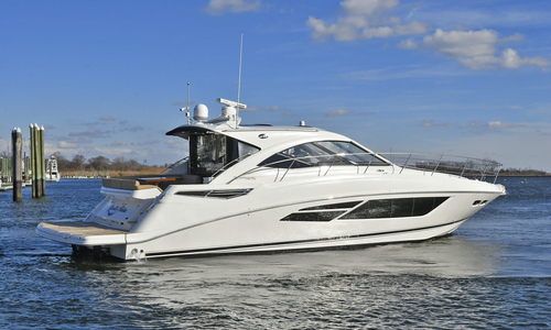 Image of Sea Ray 510 Sundancer for sale in United States of America for $750,000 (£585,352) Enroute to Staten Island, New York, United States of America