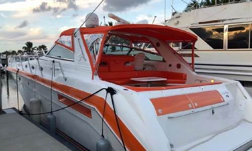 Image of Sea Ray 500 Sundancer for sale in United States of America for $152,900 (£125,844) Dania Beach, Florida, United States of America