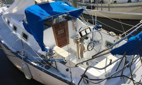 Image of Hunter 36 for sale in United States of America for $20,500 (£14,697) Stuart, Florida, United States of America