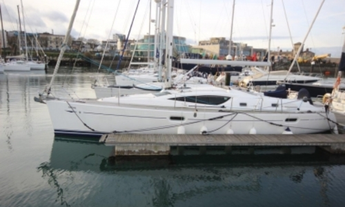 Image of Jeanneau Sun Odyssey 42 DS for sale in Ireland for €130,000 (£111,234) DUN LAOGHAIRE, Ireland