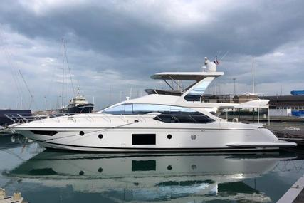 Azimut Yachts 66 Fly for sale in Italy for €1,530,000 (£1,346,914)