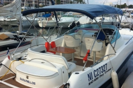 Rio 850 DAY CRUISER for sale in France for €32,000 (£28,249)