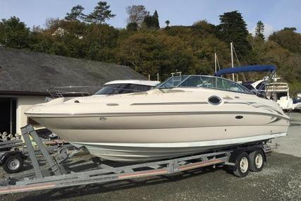 Sea Ray 240 Sundeck for sale in Netherlands for €10,500 (£9,269)