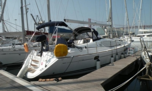 Image of Jeanneau Sun Odyssey 45 DS for sale in Portugal for €155,000 (£136,044) LISBON, Portugal