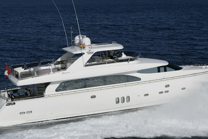 Elegance Yachts 90 Mega for sale in France for €1,990,000 (£1,756,678)