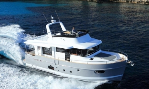 Image of Beneteau Swift Trawler 50 for sale in France for €760,000 (£668,061) HYERES, France