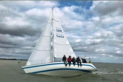 Hustler 32 SJ for sale in United Kingdom for £18,000