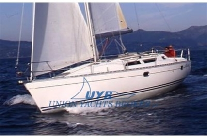 Jeanneau Sun Odyssey 37.2 for sale in Italy for €55,000 (£47,955)