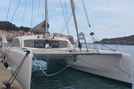 Outremer 45 for sale in Spain for €579,000 (£504,839)
