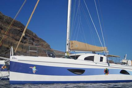 Outremer 49 for sale in New Zealand for €490,000 (£426,039)