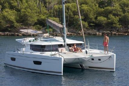 Fountaine Pajot 44 for sale in Greece for €410,000 (£361,119)