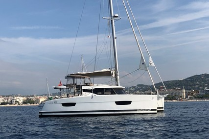 Lucia 40 for sale in Italy for €358,000 (£306,355)