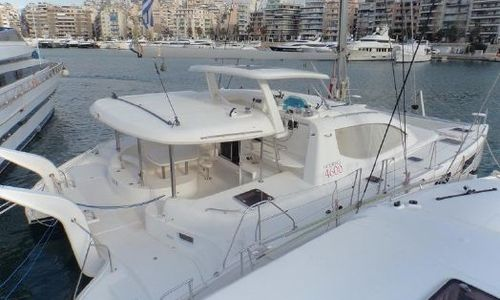 Image of Leopard 46 for sale in Greece for €350,000 (£314,474) Greece
