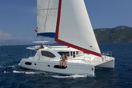 Leopard 44 for sale in Spain for €315,000 (£277,306)