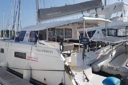 Nautitech 40 for sale in France for €308,000 (£269,797)