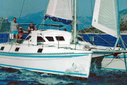 Outremer 45 for sale in Turkey for €295,000 (£257,215)