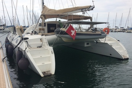Outremer 45 for sale in France for €295,000 (£257,215)