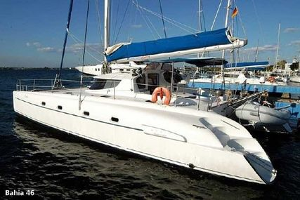 Fountaine Pajot Bahia 46 for sale in Spain for €220,000 (£196,970)