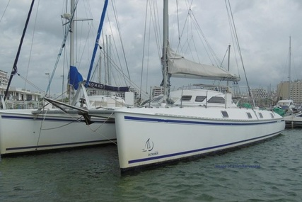 Outremer 55 for sale in Madagascar for €210,000 (£179,636)
