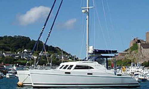 Broadblue 385 for sale in Spain for €180,000