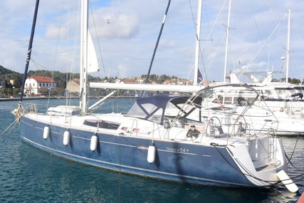 Beneteau Oceanis 54 for sale in Croatia for €175,000 (£154,059)