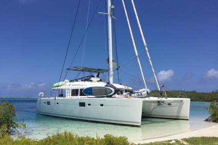 Lagoon 560 for sale in Bahamas for $790,000 (£608,549)