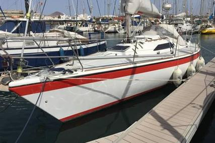 Dehler 30 for sale in Spain for €27,000 (£23,105)