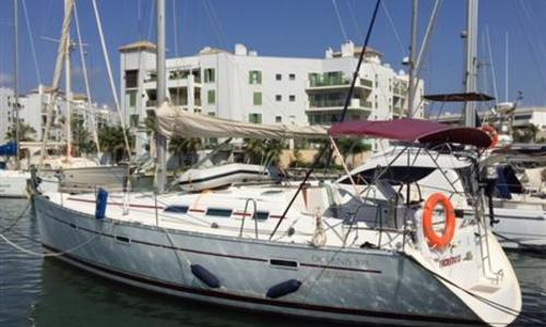 Image of Beneteau Oceanis 393 Clipper for sale in Spain for €84,000 (£75,323) Sotogrande, Spain