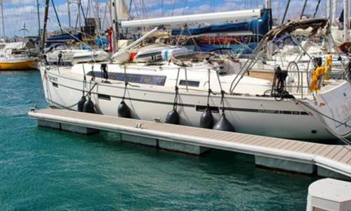 Image of Bavaria Yachts 41 Cruiser for sale in Spain for €145,000 (£129,319) Lanzarote, Spain