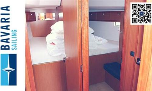 Image of Bavaria Yachts Cruiser 46 for sale in Spain for €175,000 (£160,411) Spain
